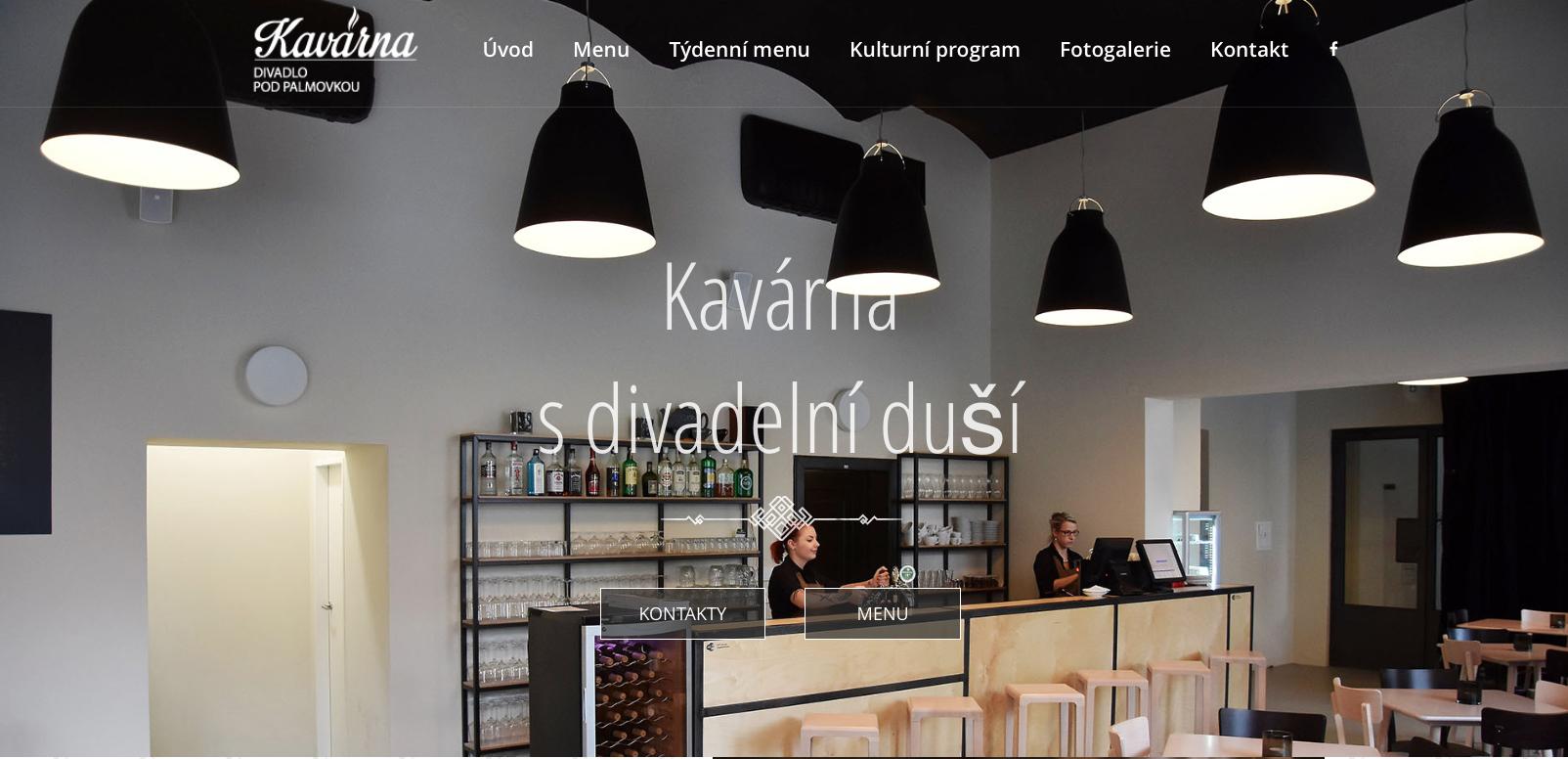 Kavárna pod Palmovkou