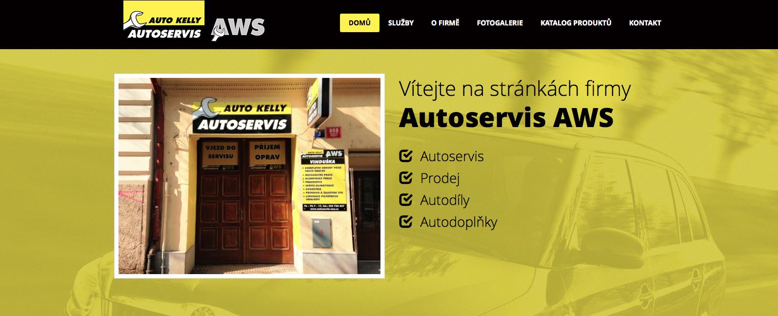 AWS autoservis