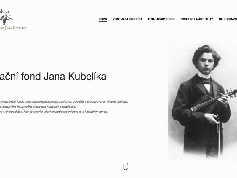 Nadační fond Jana Kubelíka